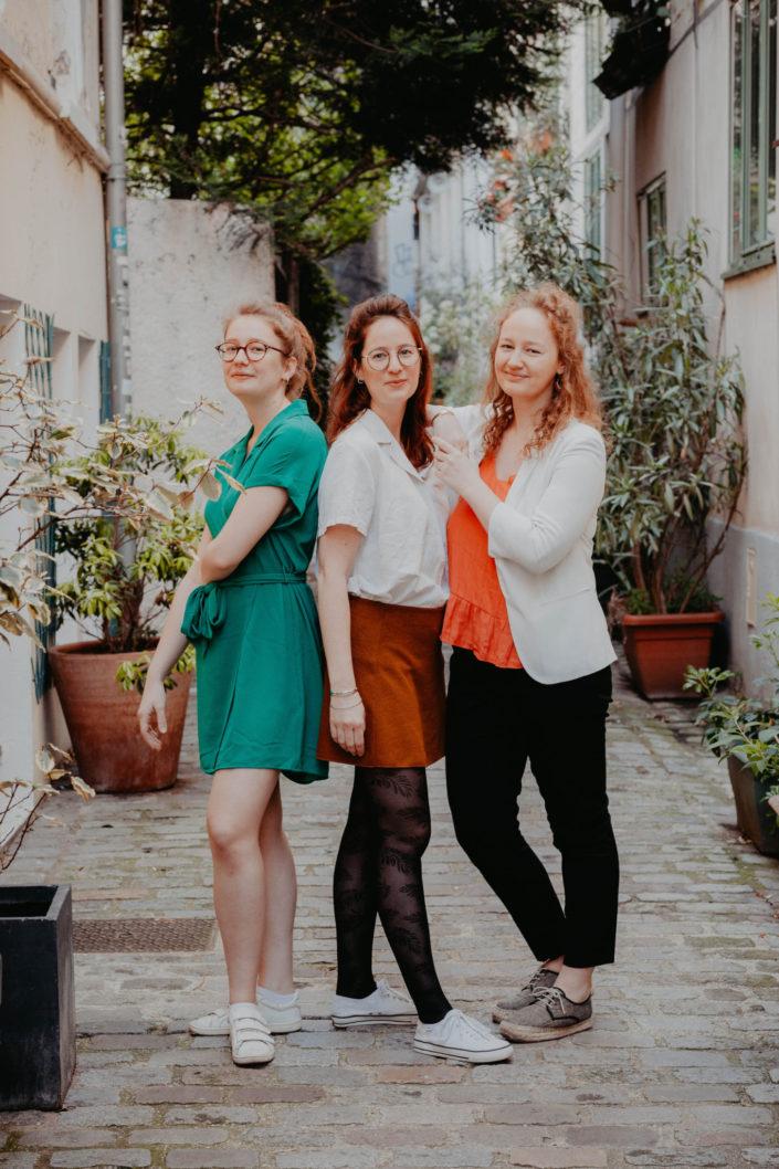 Elsa Couteiller Photographie - elsamichellelaurablanche.com - séance photos lifestyle - les soeurs R - les soeurs du 18ème - Paris (2)