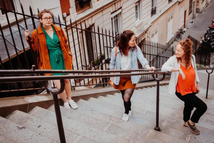 Elsa Couteiller Photographie - elsamichellelaurablanche.com - séance photos lifestyle - les soeurs R - les soeurs du 18ème - Paris (23)