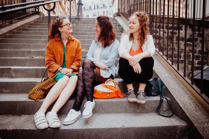 Elsa Couteiller Photographie - elsamichellelaurablanche.com - séance photos lifestyle - les soeurs R - les soeurs du 18ème - Paris (26)