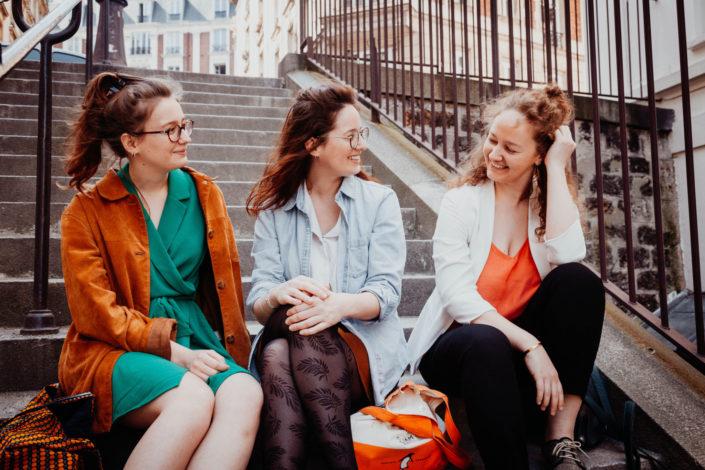 Elsa Couteiller Photographie - elsamichellelaurablanche.com - séance photos lifestyle - les soeurs R - les soeurs du 18ème - Paris (27)