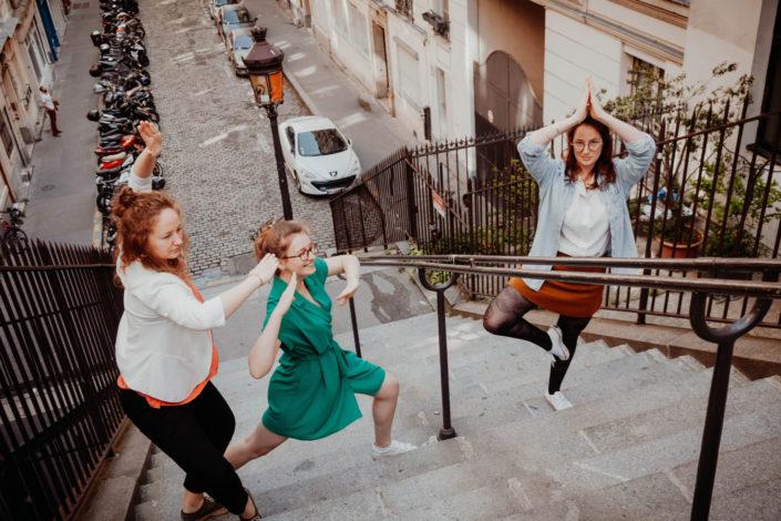 Elsa Couteiller Photographie - elsamichellelaurablanche.com - séance photos lifestyle - les soeurs R - les soeurs du 18ème - Paris (29)